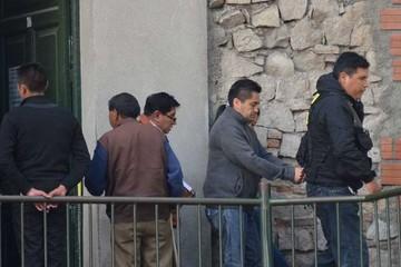 Caso extorsión: Dos  jueces van a la cárcel