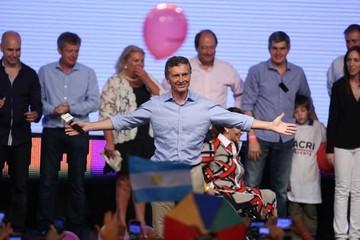 Mauricio Macri se consagra como Presidente argentino
