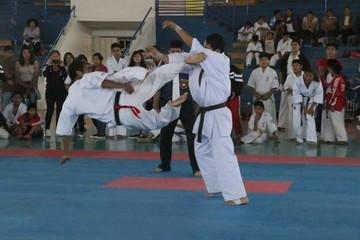 Sucre logra primeros lugares en Open de Karate