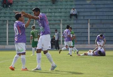 Real Potosí deja el último lugar del Apertura