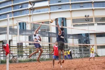 Beach Voley: Chuquisaca aporta al equipo nacional