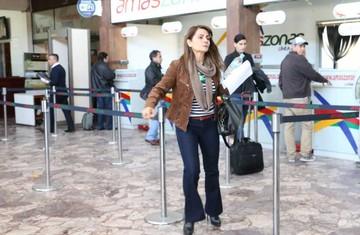 Esposa de Chávez con orden de aprehensión