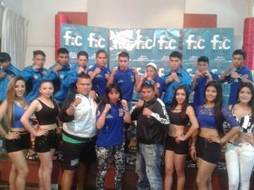 Kick Boxing alista torneos