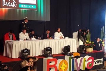 El Dakar 2016 ya se siente en Bolivia