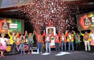 Bolivia estará representada por 11 corredores en el Rally