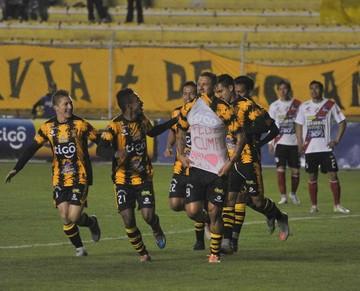 El Tigre devora a Nacional