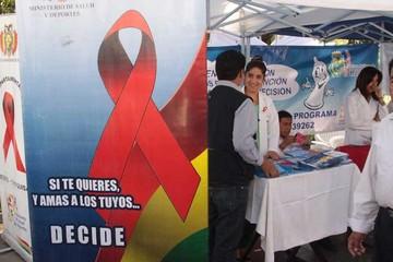 Hay un 35% más de casos  de VIH que el año pasado