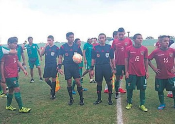 Bolivia se despide del Sudamericano con una victoria
