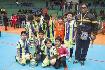 Futsal concluye gestión