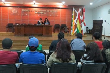 En Sucre 63 reos salieron libres entre 2014 y 2015
