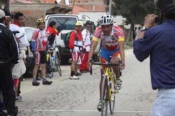 Sucre recibe a pedalistas