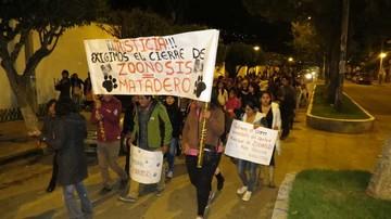 Activistas exigen cambios en Zoonosis de la Alcaldía