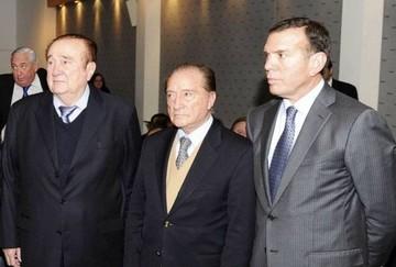 Napout, Figueredo y Leoz, tres torres de la Conmebol que derribó el escándalo