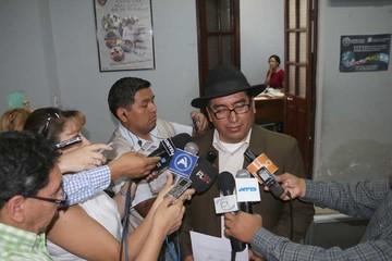 Sanabria se querella contra acusadores de supuesta extorsión