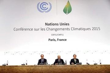 La UE, EEUU y China piden acuerdo legal por el Clima