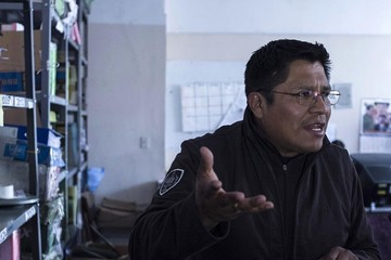 Juez de Sucre determina libertad irrestricta para ex fiscal Humberto Quispe