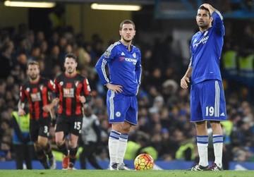 El Bournemouth sorprende al Chelsea y lo deja al borde del descenso
