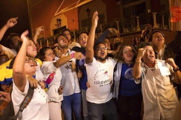 Artistas como Alejandro Sanz y Carlos Baute, felices por resultados Venezuela