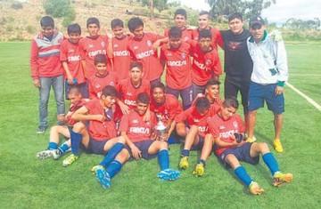 Universitario, campeón Sub 17
