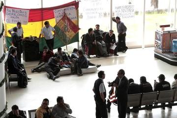 Gobierno y trabajadores en huelga de Sabsa acuerdan reunión para tratar demandas