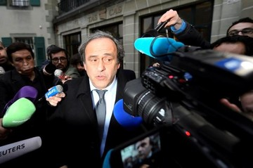 El TAS mantiene la suspensión temporal a Michel Platini
