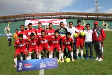 Chuquisaca enfrenta a La Paz por la Copa  Estado Plurinacional