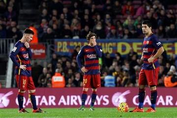Barça cede ante el Depor