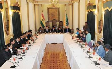 Consejo Nacional de Autonomías convoca a su tercera sesión extraordinaria