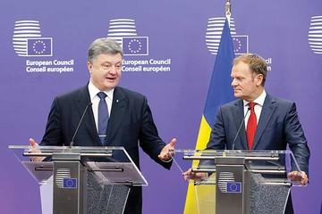 Rusia y Ucrania inician una guerra comercial