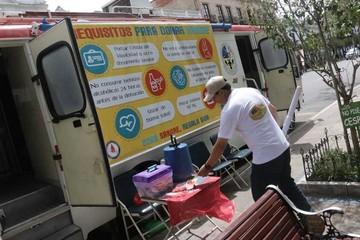 Escasea la sangre; activistas se movilizan en campaña