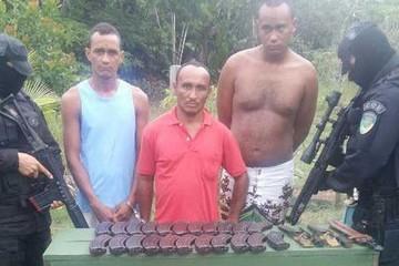 Brasil: Capturan a implicados en robo de armas en Bolivia