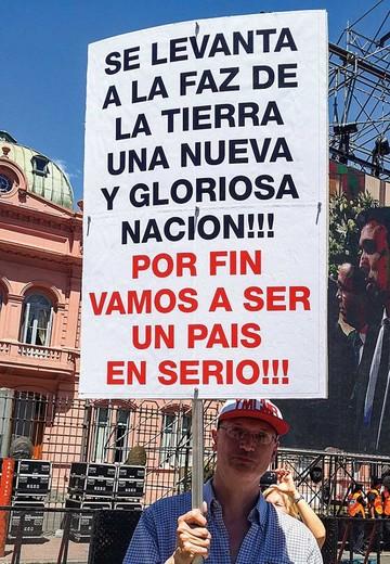 Argentina: Transición en dos tiempos