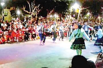 Hoy: Feria de la picana y final de los chuntunquis