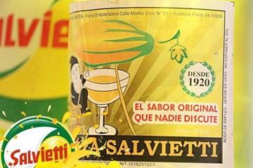 Salvietti continúa vigente luego de 95 años gracias a fórmula secreta