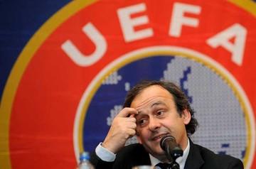 Platini denuncia sabotaje de FIFA