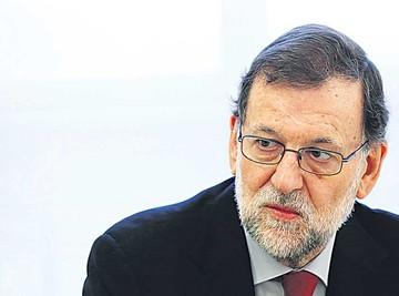 Rajoy intentará  salvar continuidad en el gobierno