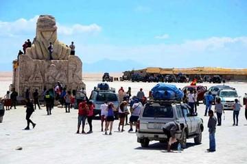 Ir al Dakar, otra carrera
