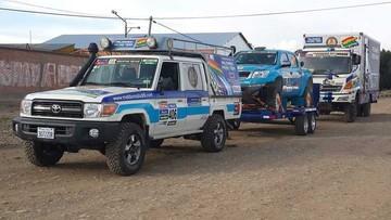 Bolivianos ultiman detalles