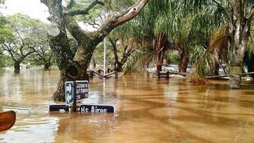 Inundaciones amenazan el inicio del Dakar
