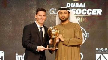 Messi distinguido en Dubái
