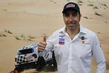 Españoles inician larga travesía hacía  la partida del Dakar
