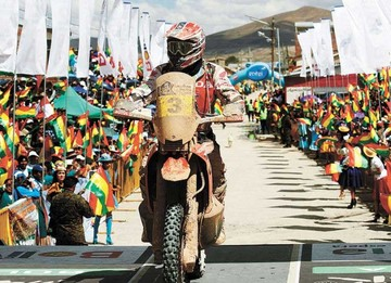 Turismo espera la llegada de 90.000 personas por Rally