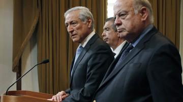 Canciller chileno se reúne con sus asesores para la demanda marítima