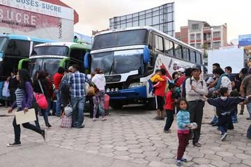 Vuelve la demanda de viajes a los departamentos del eje