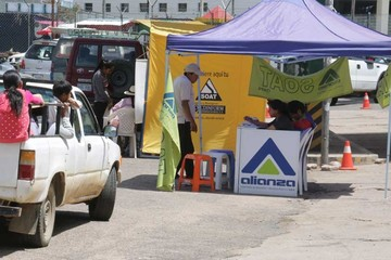 Venta del SOAT 2016 en Chuquisaca llega al 25% de vehículos