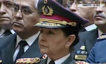 El chuquisaqueño Juan Gonzalo Durán asume como nuevo comandante de las FFAA