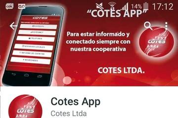 Cotes lanza aplicación móvil