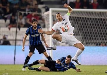 PSG vence a Inter en un amistoso jugado en Qatar