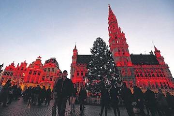 Bélgica suspende fiestas de Nochevieja
