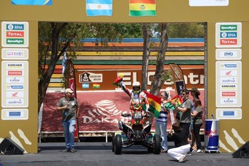 Dakar 2016 arranca con una partida simbólica en Buenos Aires